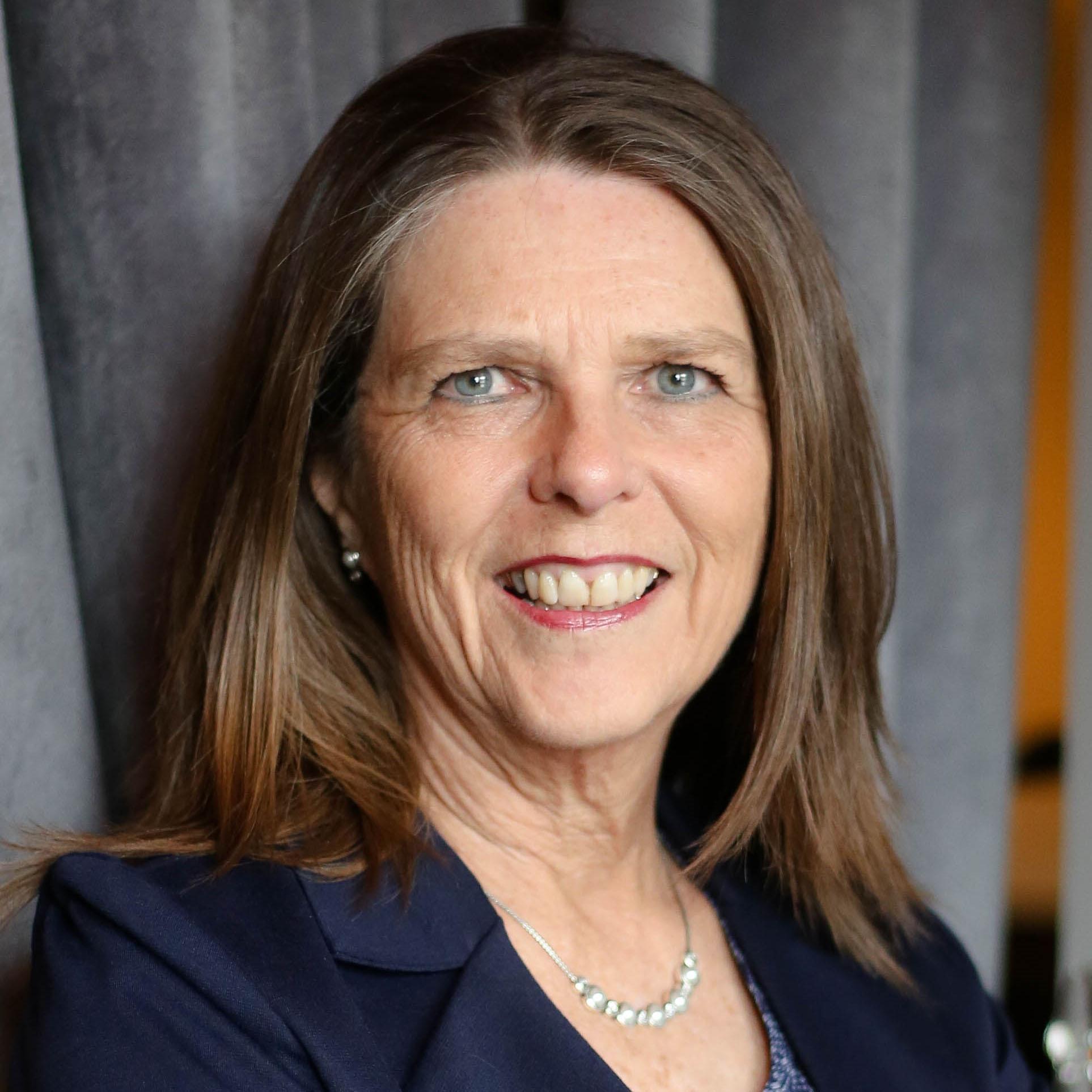 Staff photo of June Hoffman